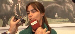 Florencia Mendizabal, Directora de Cultura.