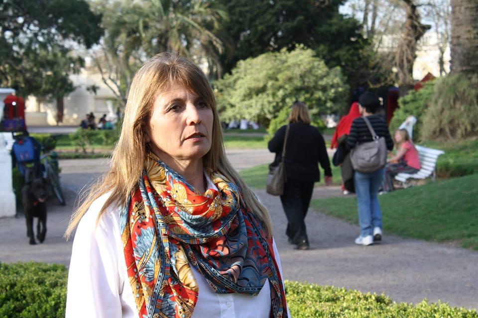 Concejal Viviana Bratschi