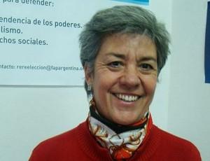 Concejal Gabriela Morrow