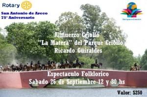 Festejo Rotary Club