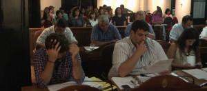 Concejo Deliberante: Sesión del jueves 26 de noviembre