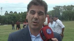 Ministro de Justicia de la Provincia, Cristian Ritondo.