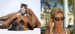 Alicia Stirnemann, Voluntaria del Hogar Canino