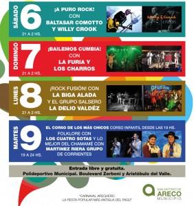 Areco es carnaval