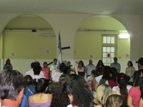 Se inició el ciclo lectivo plan FinEs 2 en San Antonio de Areco