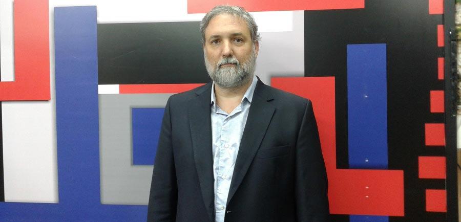 Jerónimo Ainchil, Rector Organizador de la UNSADA