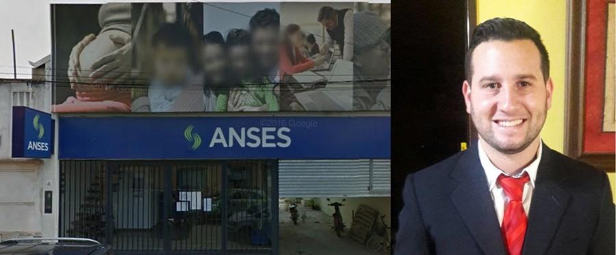 Gastón Doré - Jefe local de ANSES