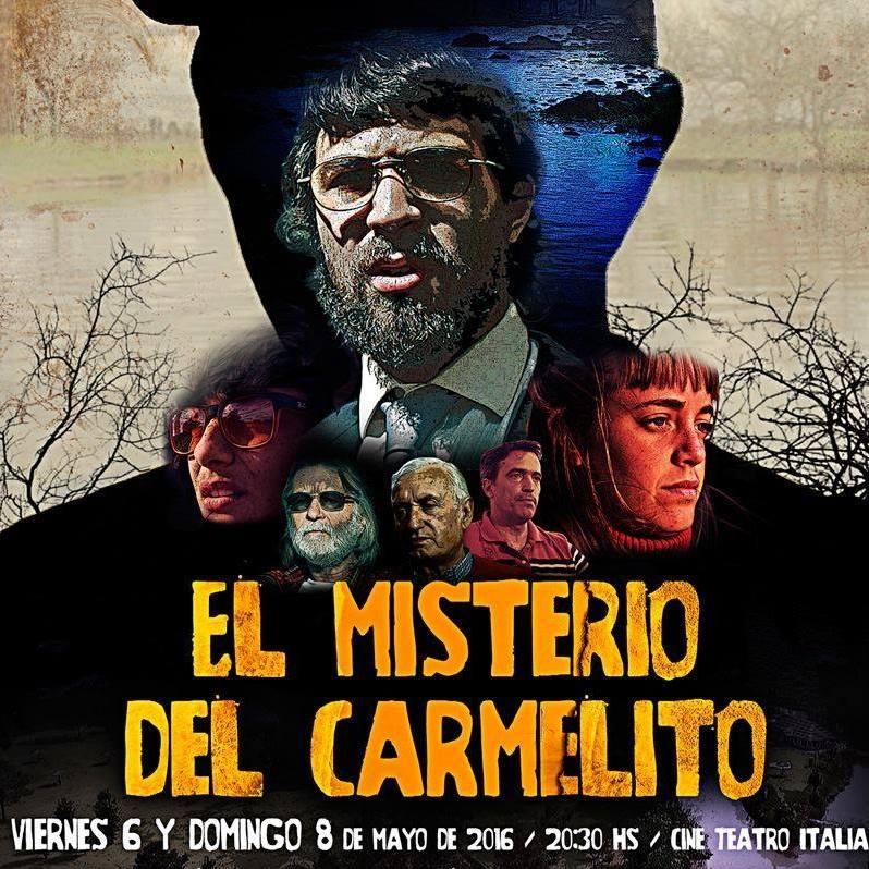 """""""El misterio del Carmelito"""""""