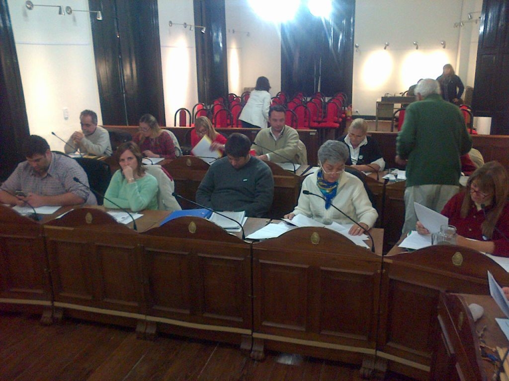 Sesion concejo 18-5