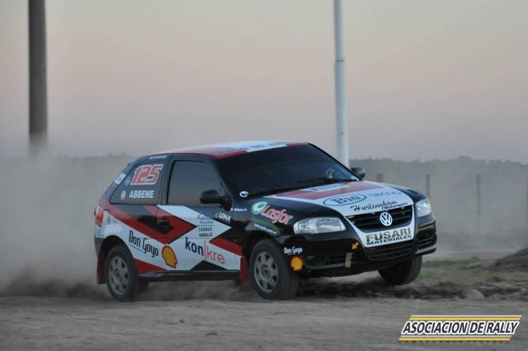 Adrián Di Carlo - Foto: Asociación de Rally
