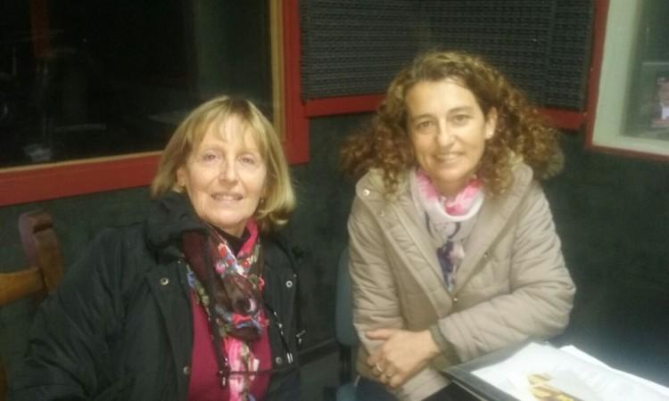 Graciela Meregalli y Verónica Paz