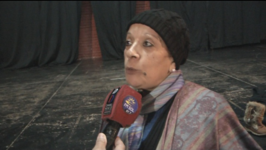 Cristina Balmaceda Directora de Asistencia Social directa de la Provincia de Buenos Aires