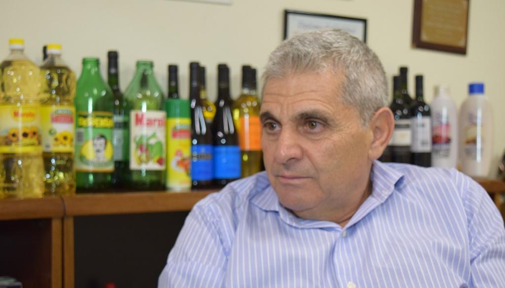 Víctor Fera, propietario de la empresa Marolio