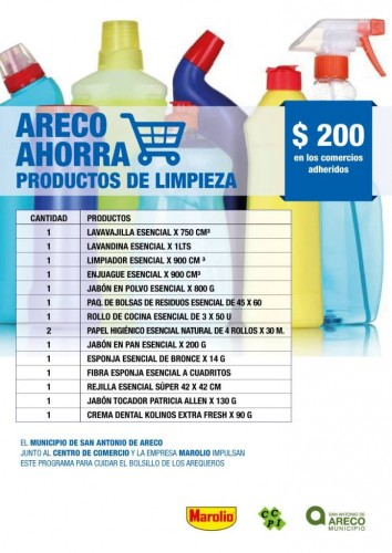 Areco Ahorra