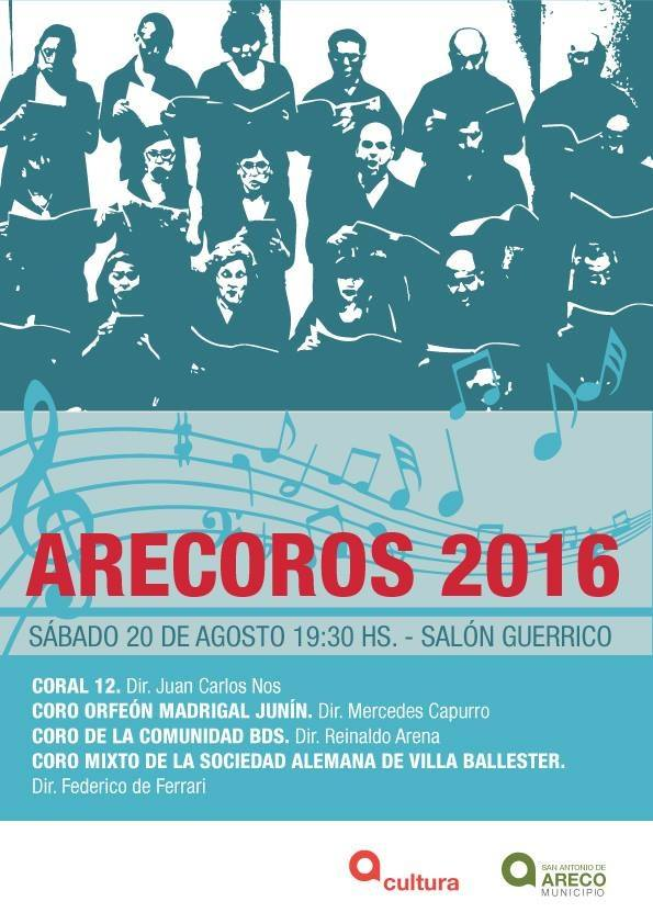 Arecoros 2016