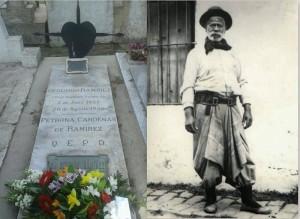 Homenaje al gaucho Segundo Ramírez