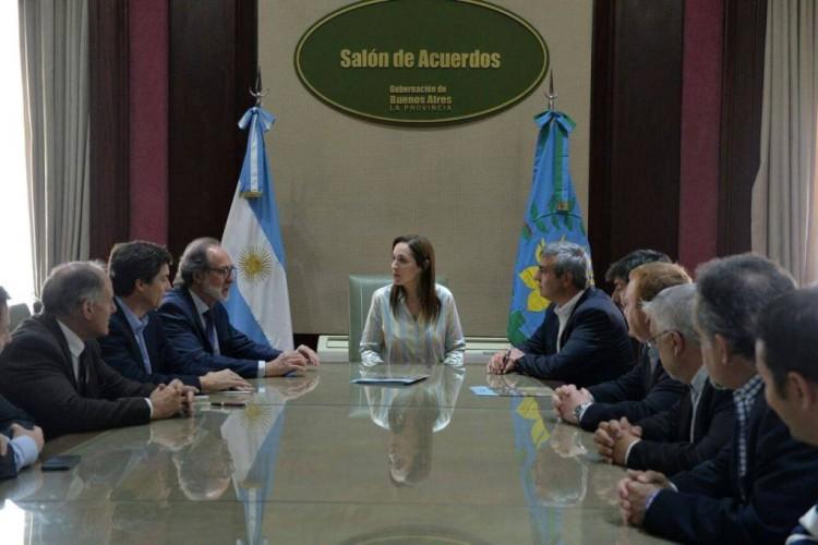 Salón de Los Acuerdos; Casa de Gobierno. La Plata.