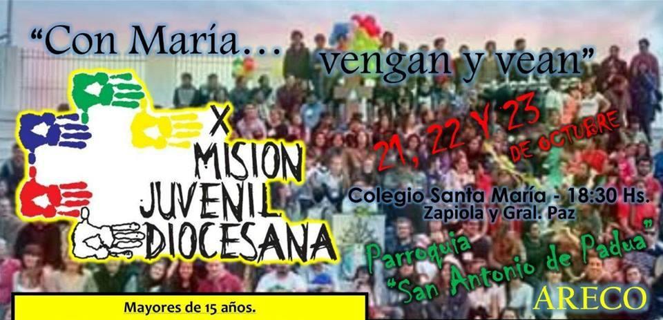 X Misión Juvenil Diocesana