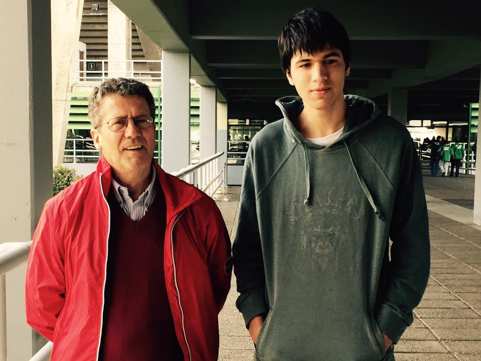 Ajedrez: Franco Cabral (juveniles) y Lorenzo Lahitte (abuelos)