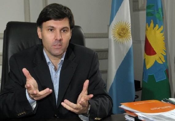 Subsecretario de Turismo de la Prov de Bs.As, Ignacio Crotto