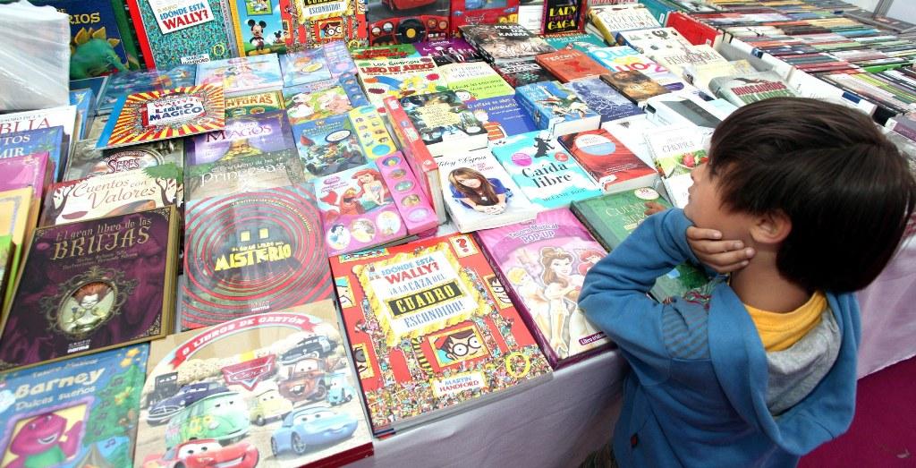 Feria del Libro - Imagen ilustrativa