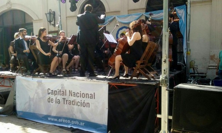 La orquesta de cámara Trapem