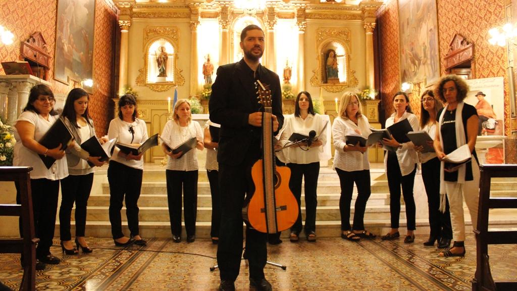 Coro Santa María de la Asunción