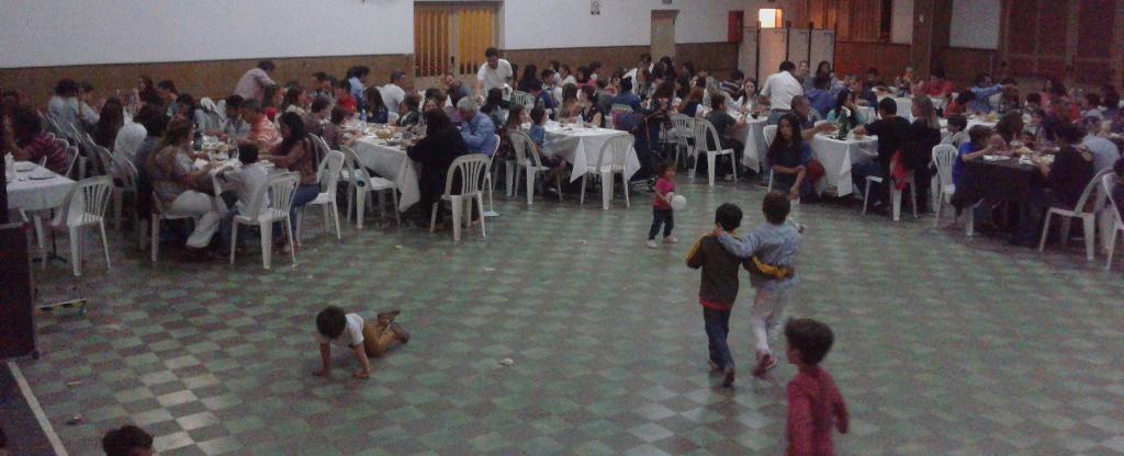 Cena de fin de año Club Rivadavia