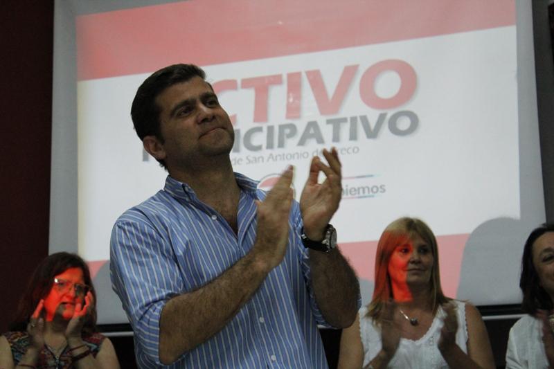 Leonardo Perea es el nuevo presidente de la UCR local
