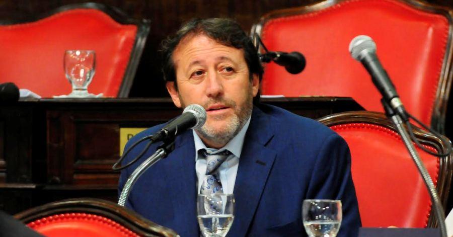 Senador del PJ Patricio García