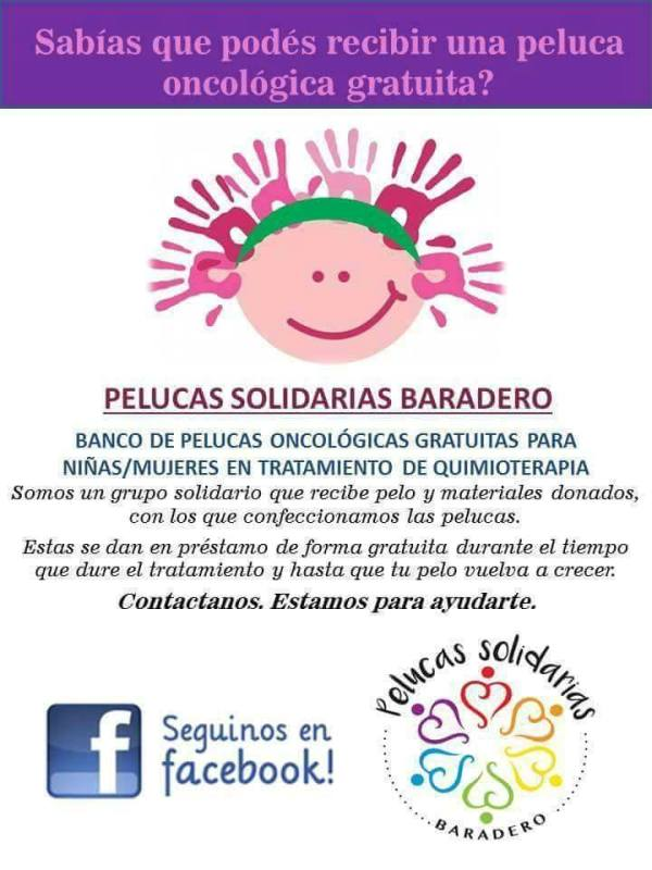 Pelucas Solidarias Baradero