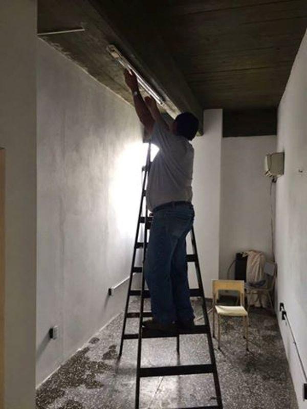 Remodelaciones edilicias en la Escuela Municipal Manuel Belgrano