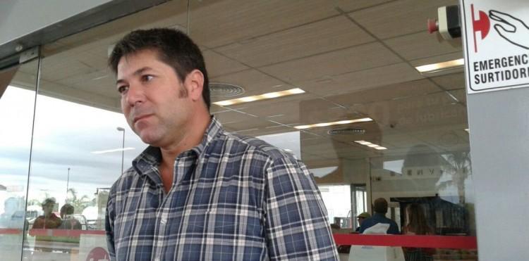 Concejal Miguel Amadeo (PRO)
